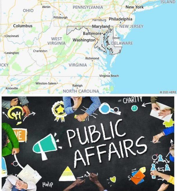 Public Affairs Schools in Maryland