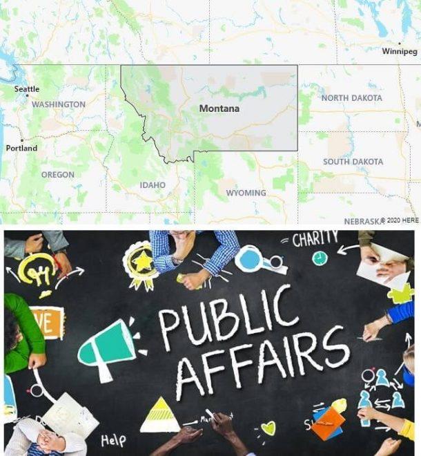 Public Affairs Schools in Montana