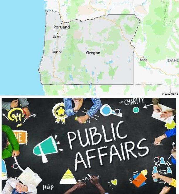 Public Affairs Schools in Oregon