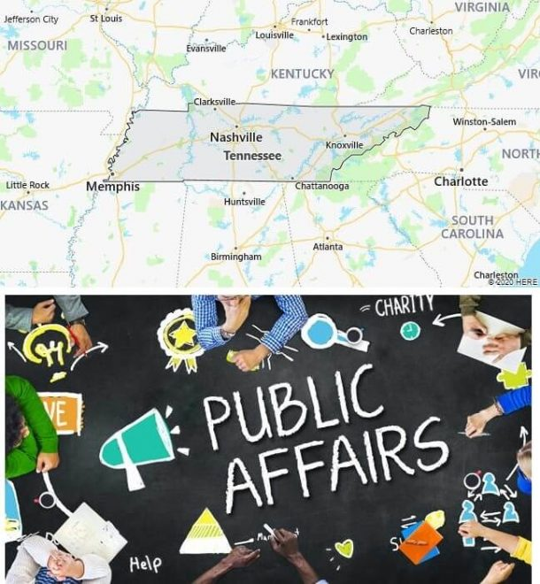 Public Affairs Schools in Tennessee