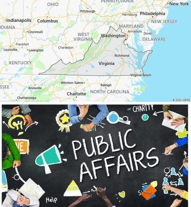 Public Affairs Schools in Virginia
