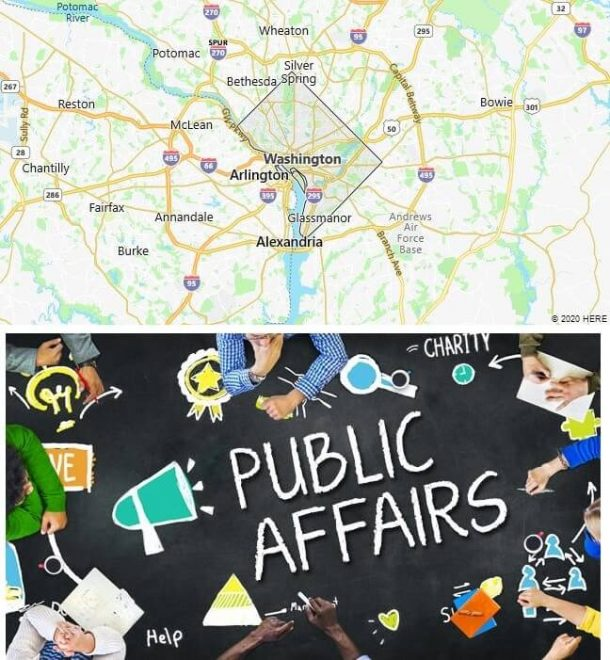 Public Affairs Schools in Washington DC