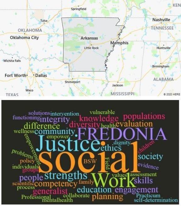 Social Work Schools in Arkansas