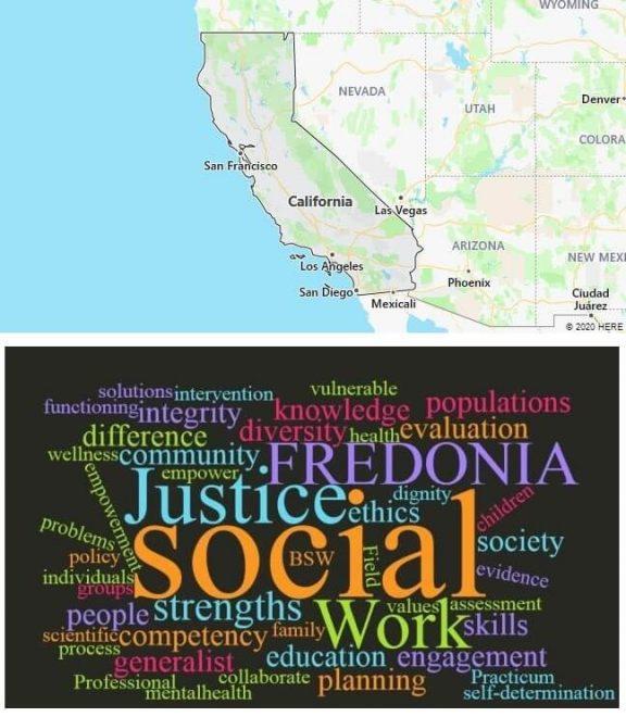Social Work Schools in California