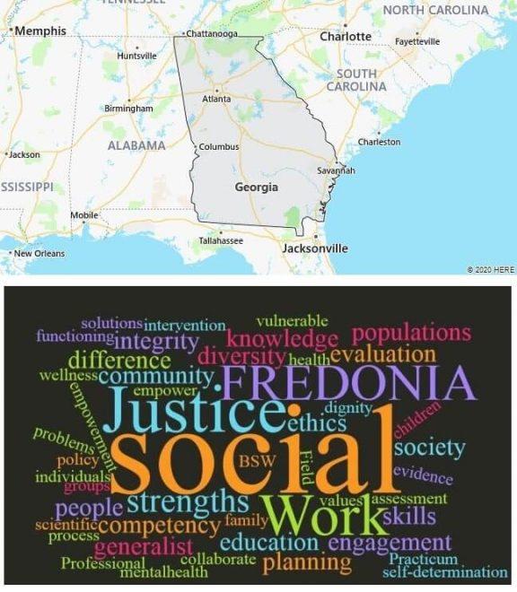 Social Work Schools in Georgia