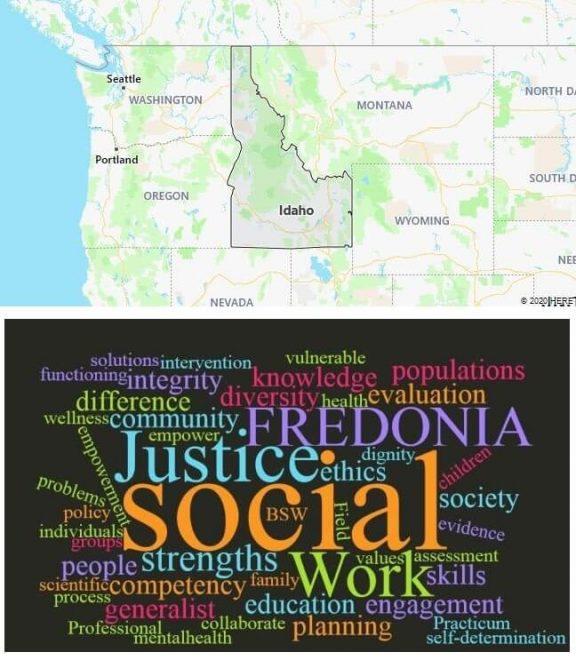 Social Work Schools in Idaho