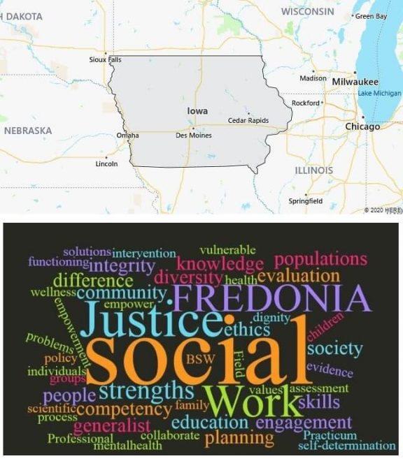 Social Work Schools in Iowa