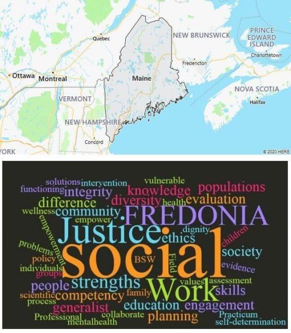 Social Work Schools in Maine