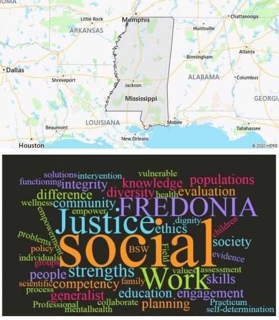Social Work Schools in Mississippi
