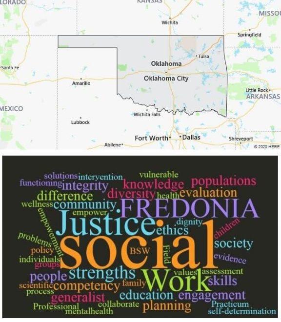 Social Work Schools in Oklahoma