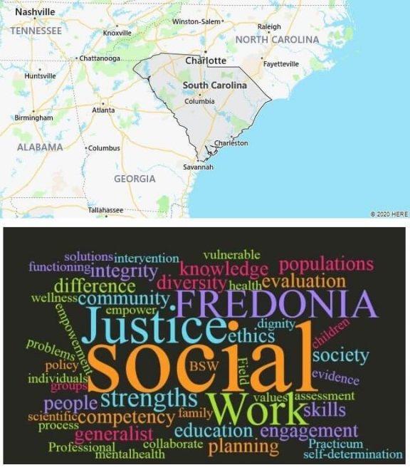 Social Work Schools in South Carolina