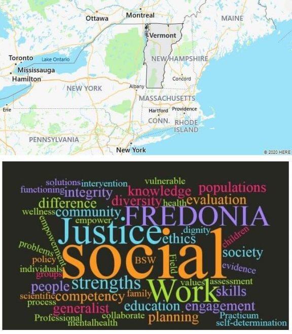 Social Work Schools in Vermont