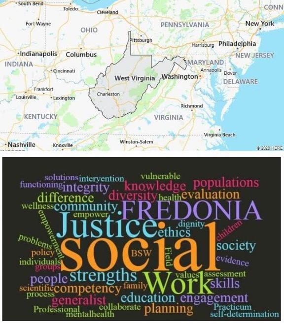 Social Work Schools in West Virginia