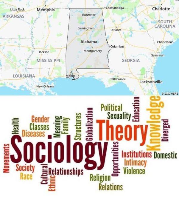 Sociology Schools in Alabama