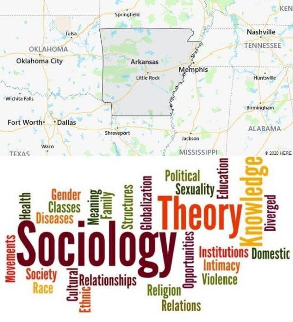 Sociology Schools in Arkansas