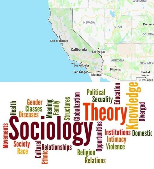 Sociology Schools in California