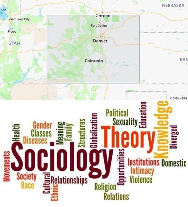 Sociology Schools in Colorado