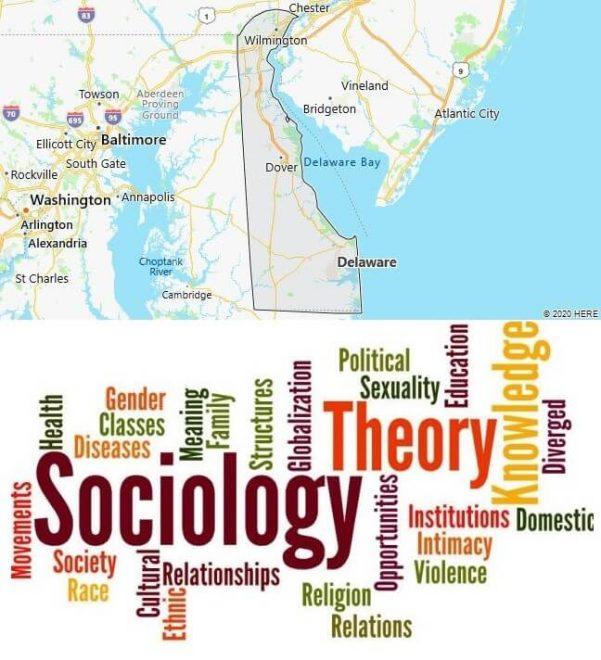 Sociology Schools in Delaware