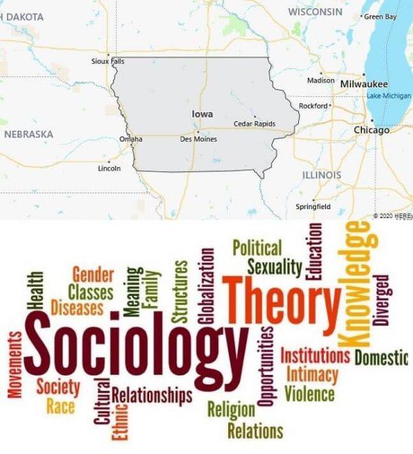 Sociology Schools in Iowa