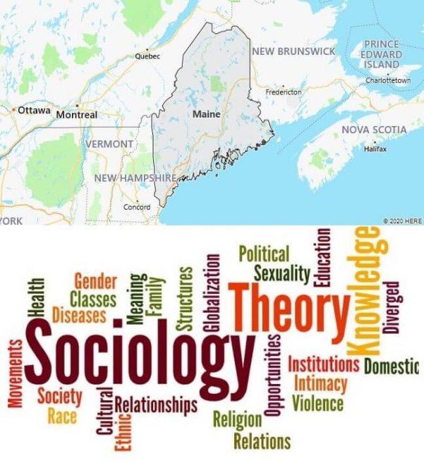 Sociology Schools in Maine