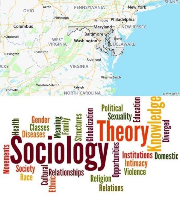 Sociology Schools in Maryland