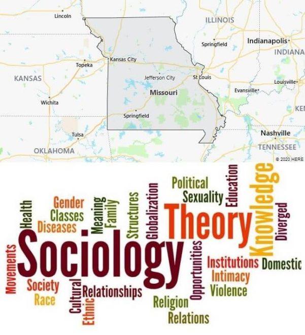 Sociology Schools in Missouri