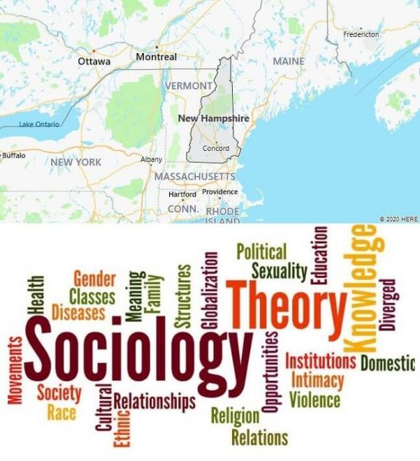 Sociology Schools in New Hampshire