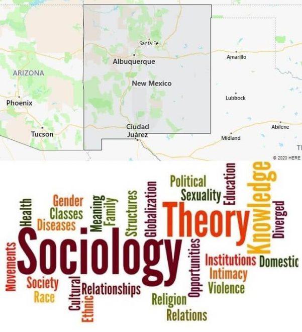 Sociology Schools in New Mexico