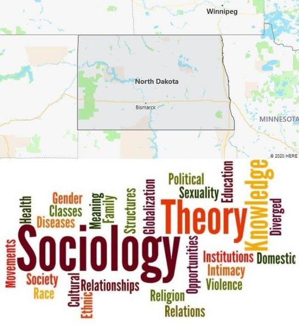 Sociology Schools in North Dakota