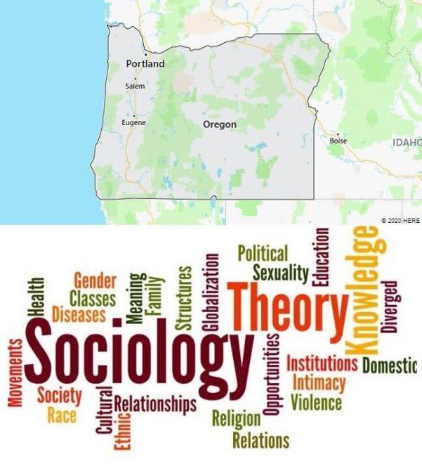 Sociology Schools in Oregon