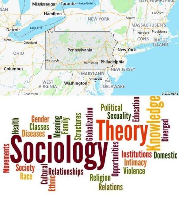 Sociology Schools in Pennsylvania