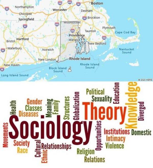 Sociology Schools in Rhode Island