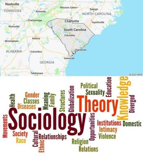 Sociology Schools in South Carolina