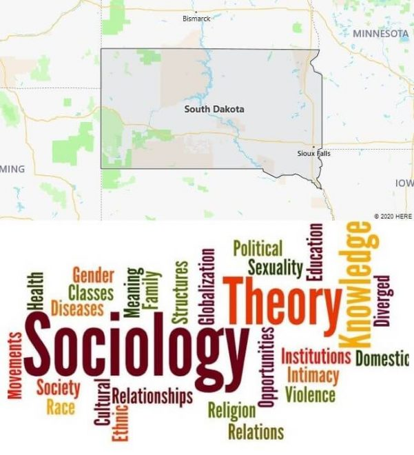 Sociology Schools in South Dakota