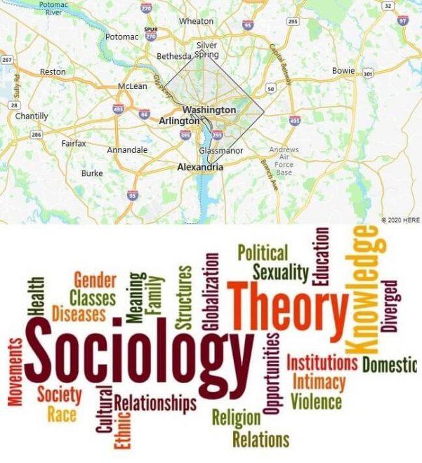 Sociology Schools in Washington DC