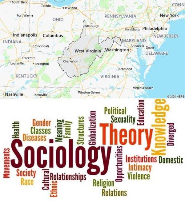 Sociology Schools in West Virginia