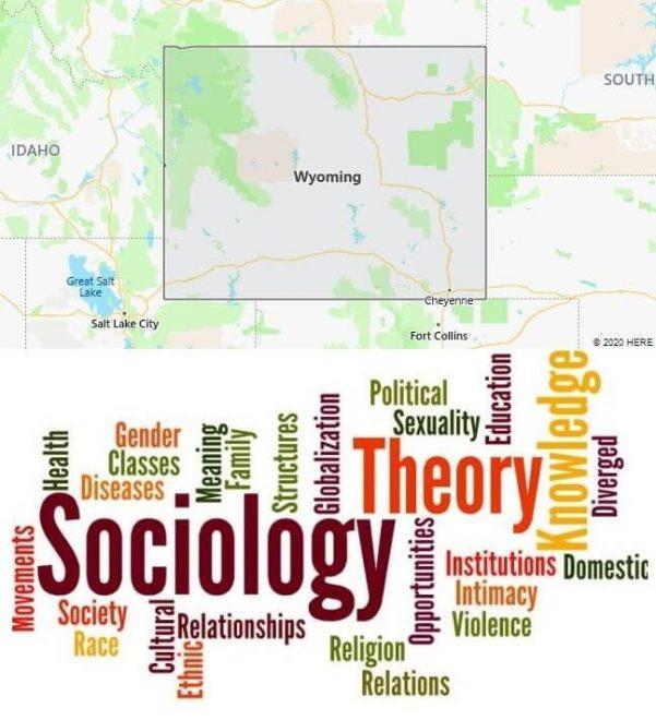 Sociology Schools in Wyoming