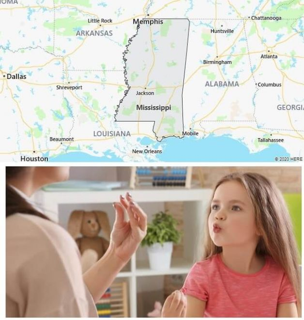 Speech-Language Pathology Schools in Mississippi