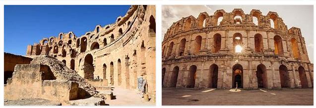 El Djem Amphitheater (World Heritage)