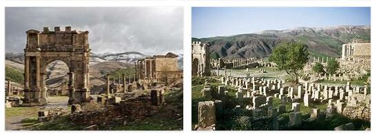 Roman Ruins of Djemila (World Heritage)