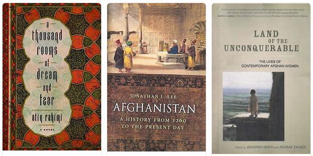 Afghanistan Literature