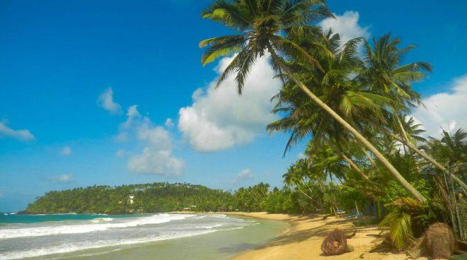 Sri Lanka's Most Beautiful Beaches
