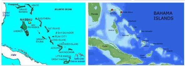 Bahamas Geography