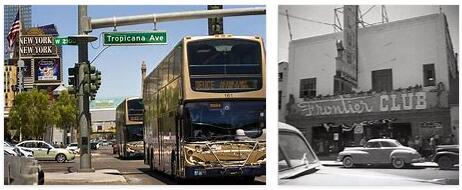 Las Vegas History and Transport
