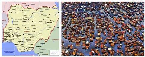 Nigeria Human Geography
